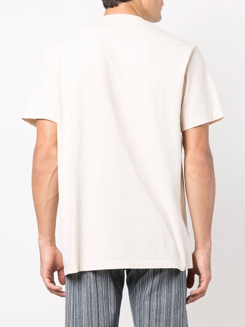 t-shirt con logo in cotone SPORTY & RICH | T-shirt | TS181MK
