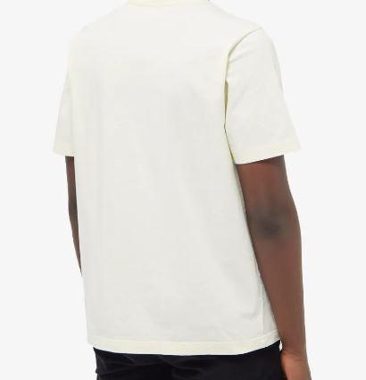 Stussy t-shirt con logo uomo STUSSY | T-shirt | 1140241NATURAL