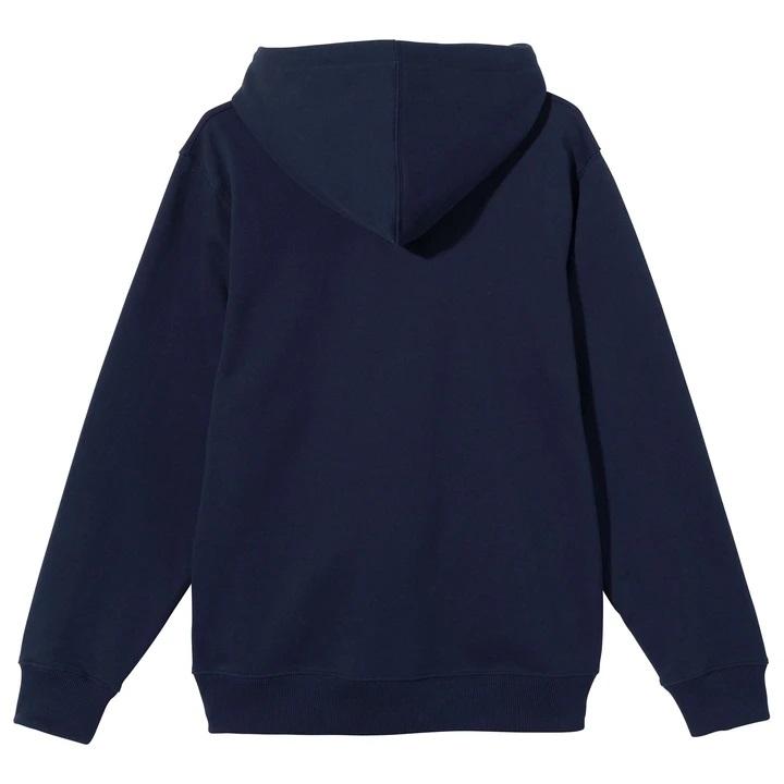 HOODIE SWEATSHIRT STUSSY | Sweatshirts | 118425NAVY