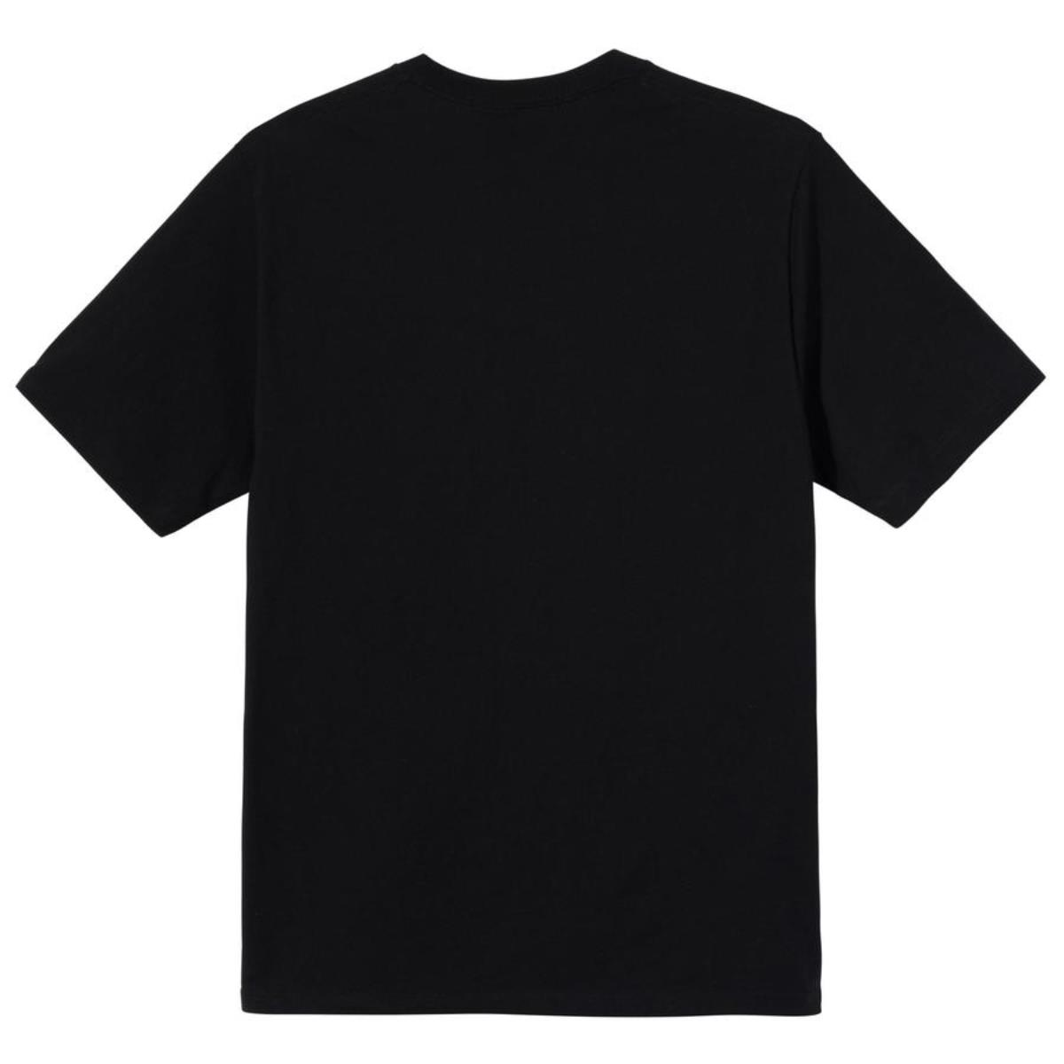 Stussy t-shirt something's cookin uomo STUSSY | T-shirt | 1904657BLACK