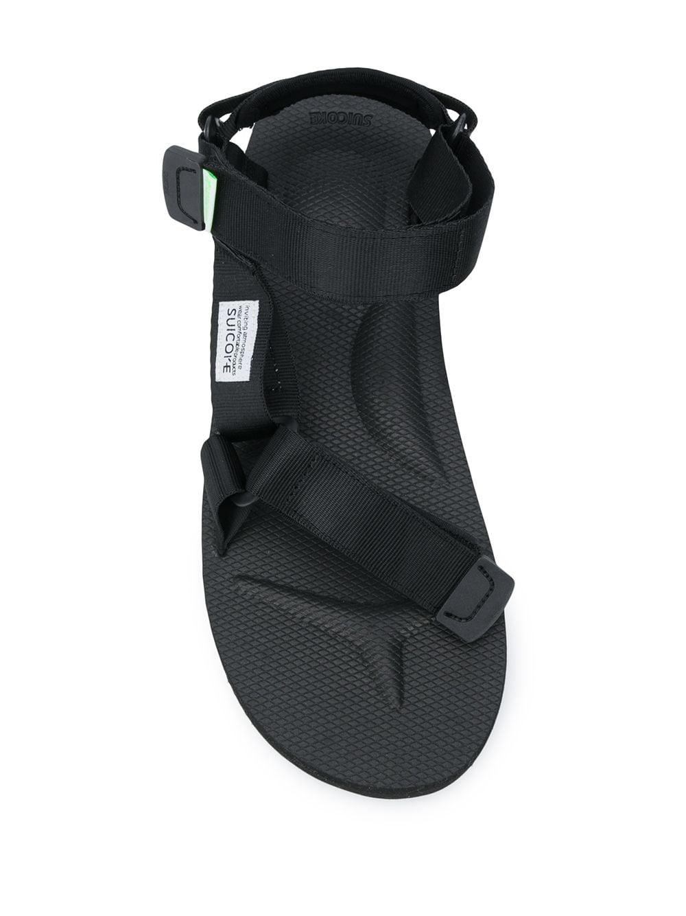 Suicoke sandali depa cab uomo nero SUICOKE   Sandali   0G-022CAB001