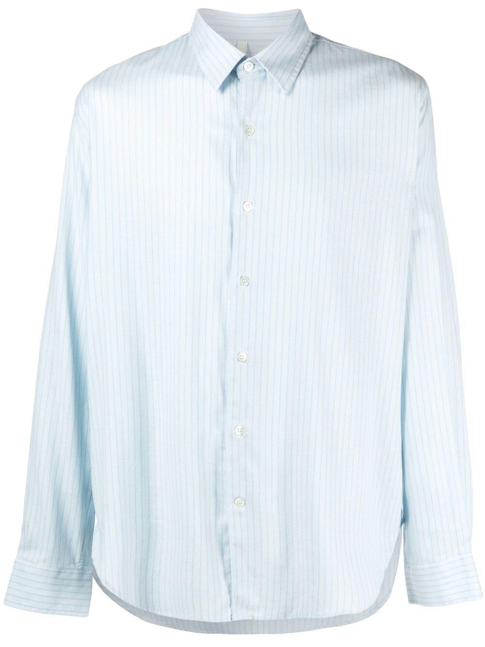 Camicia A Righe Uomo SUNFLOWER | Camicie | 1076210