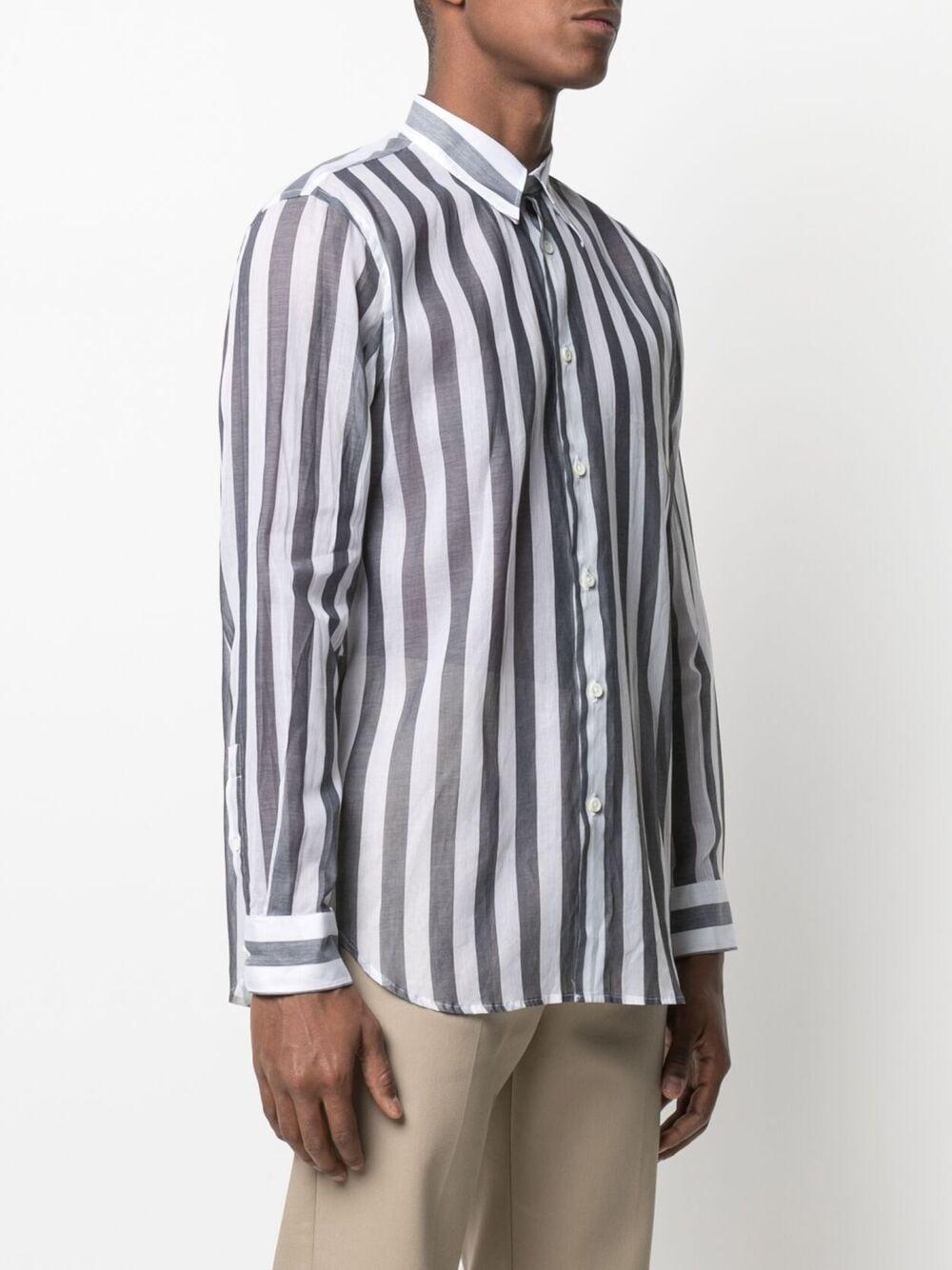Sunflower camicia a righe uomo SUNFLOWER | Camicie | 1087999