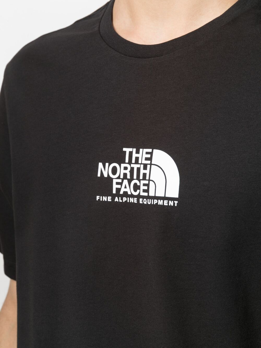 The North Face t-shirt con stampa logo THE NORTH FACE | T-shirt | NF0A4SZUJK31