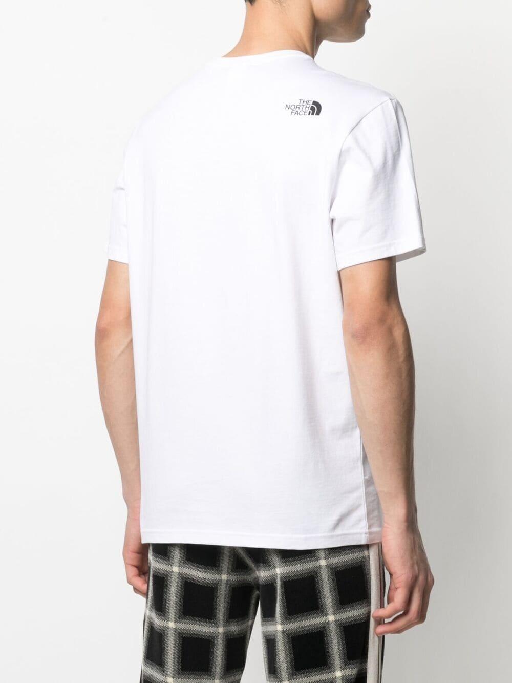 T-Shirt Con Logo Stampata Uomo THE NORTH FACE | T-shirt | NF0A4SZULA91