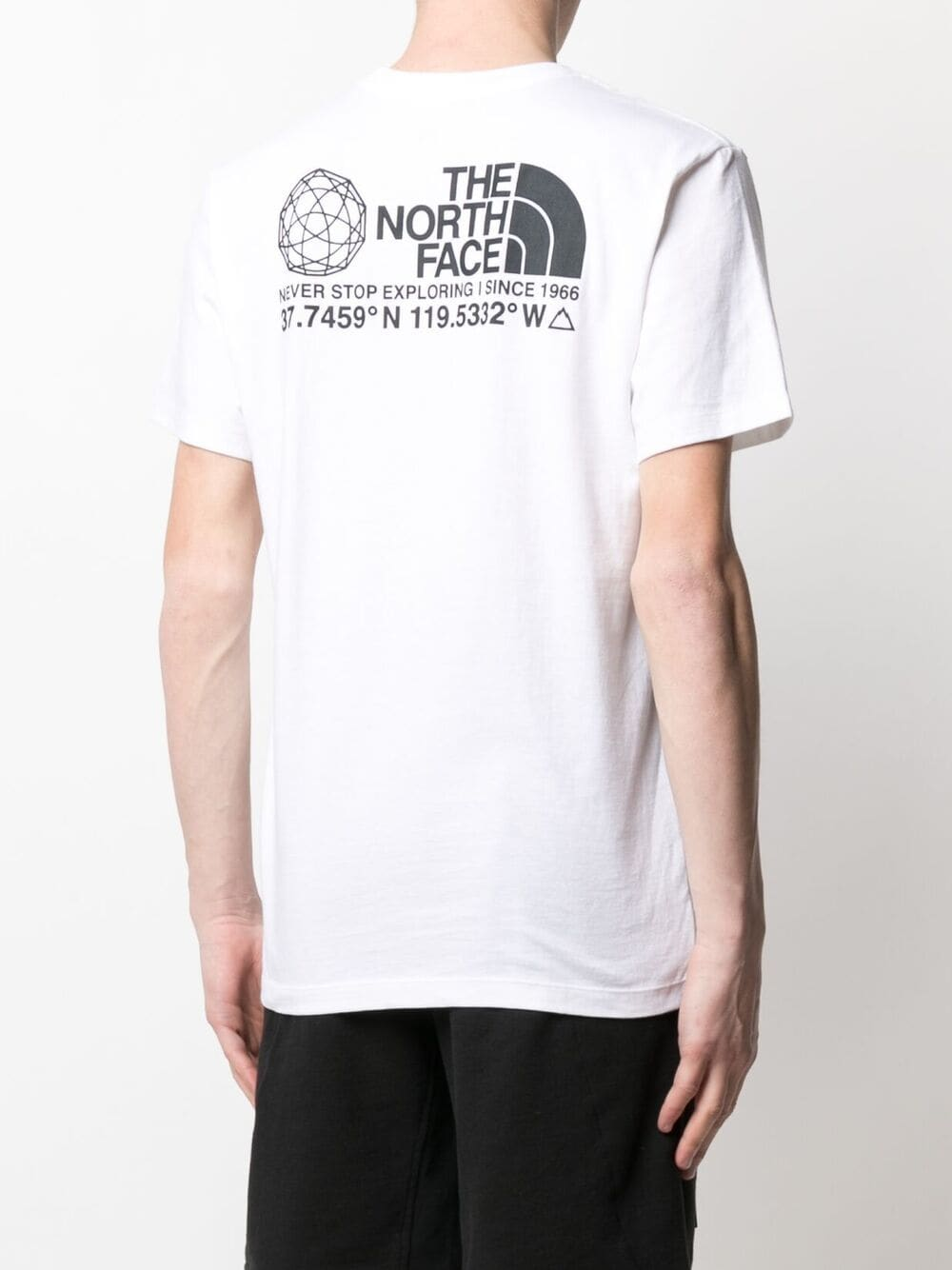LOGO T-SHIRT THE NORTH FACE   T-shirts   NF0A52Y8FN41