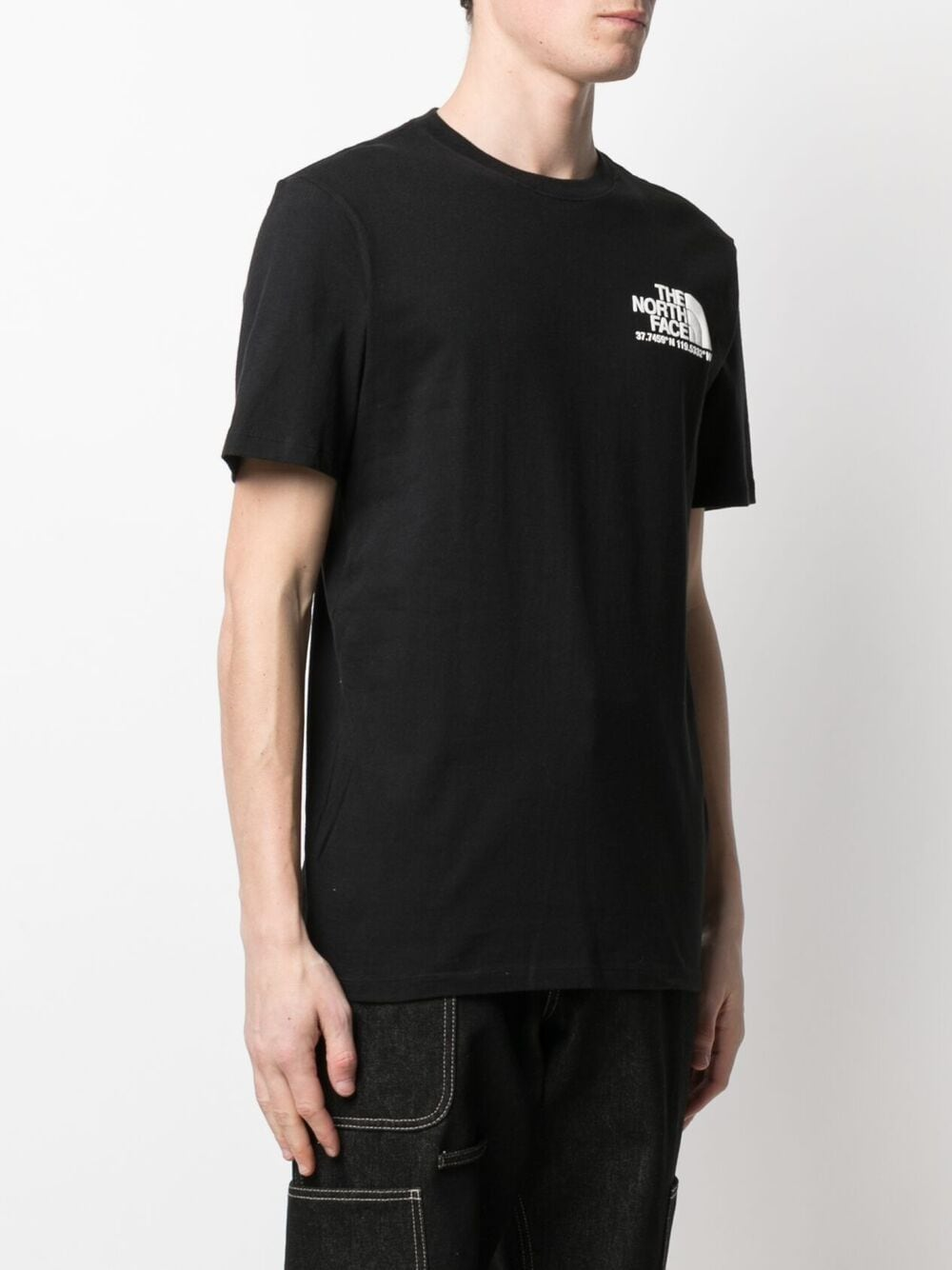 LOGO T-SHIRT THE NORTH FACE | T-shirts | NF0A52Y8JK31