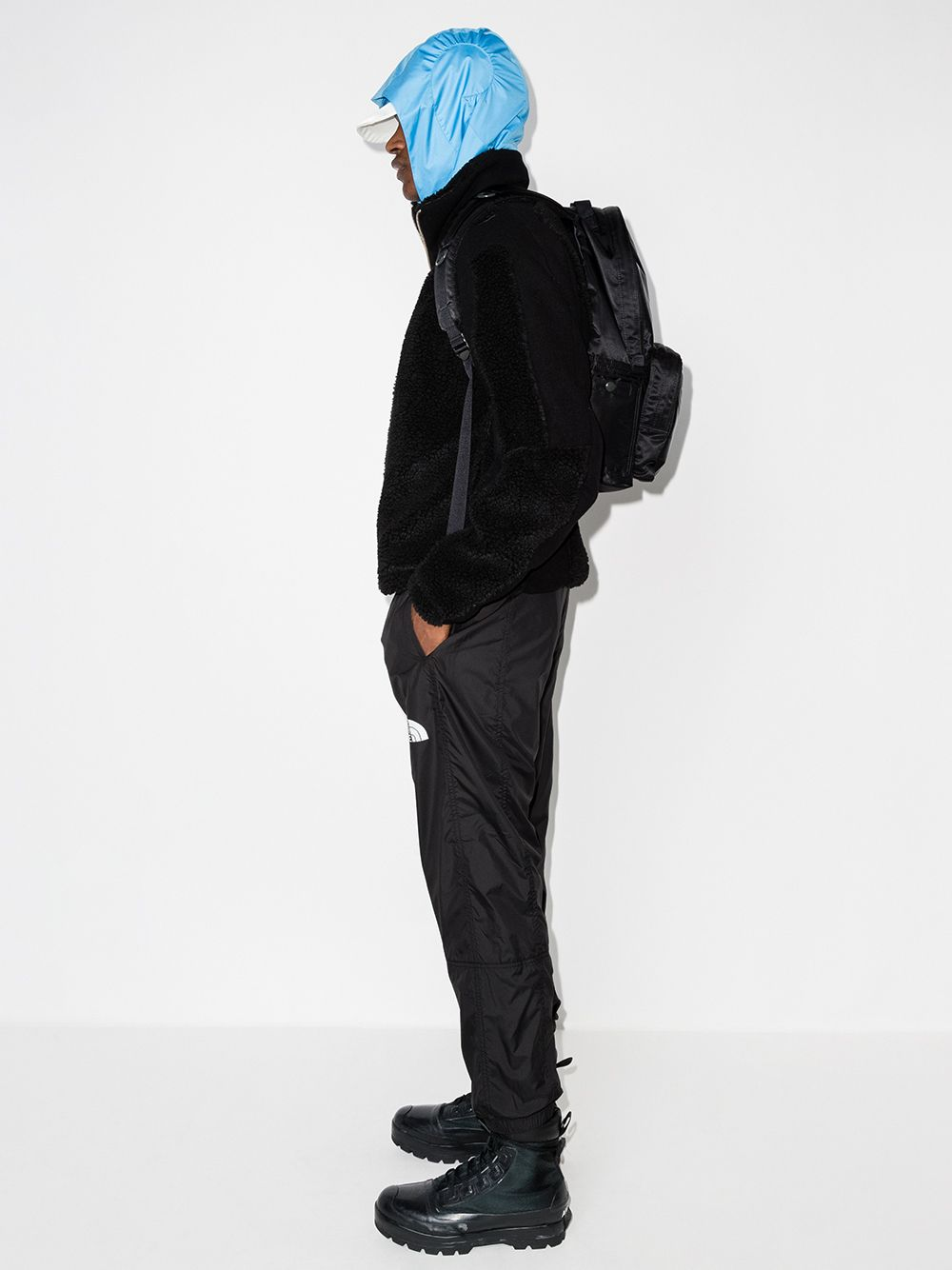 The north face hydrenaline wind pants man THE NORTH FACE | Trousers | NF0A52ZOJK31