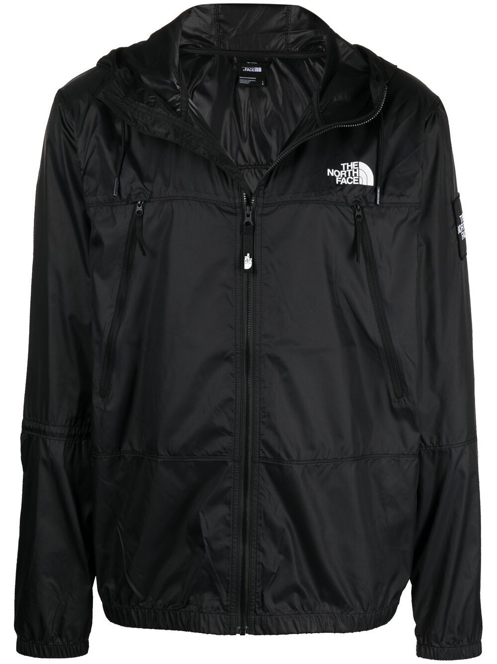 The North Face wind jacket man black THE NORTH FACE | Jackets | NF0A55BRJK31