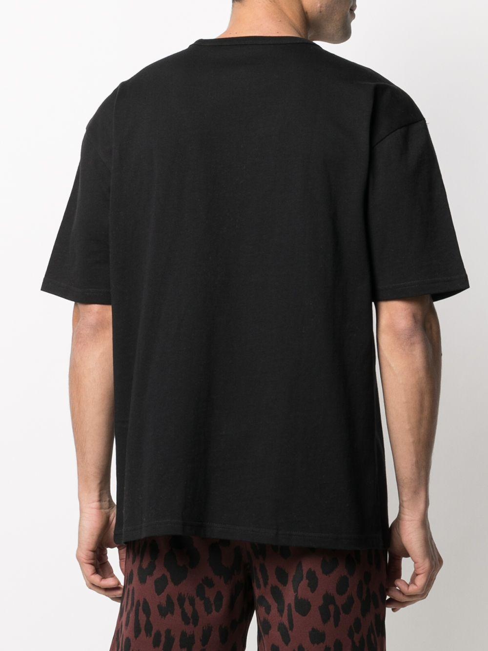 Vans t-shirt con logo uomo VANS VAULT | T-shirt | VN0A5E1GBLK1