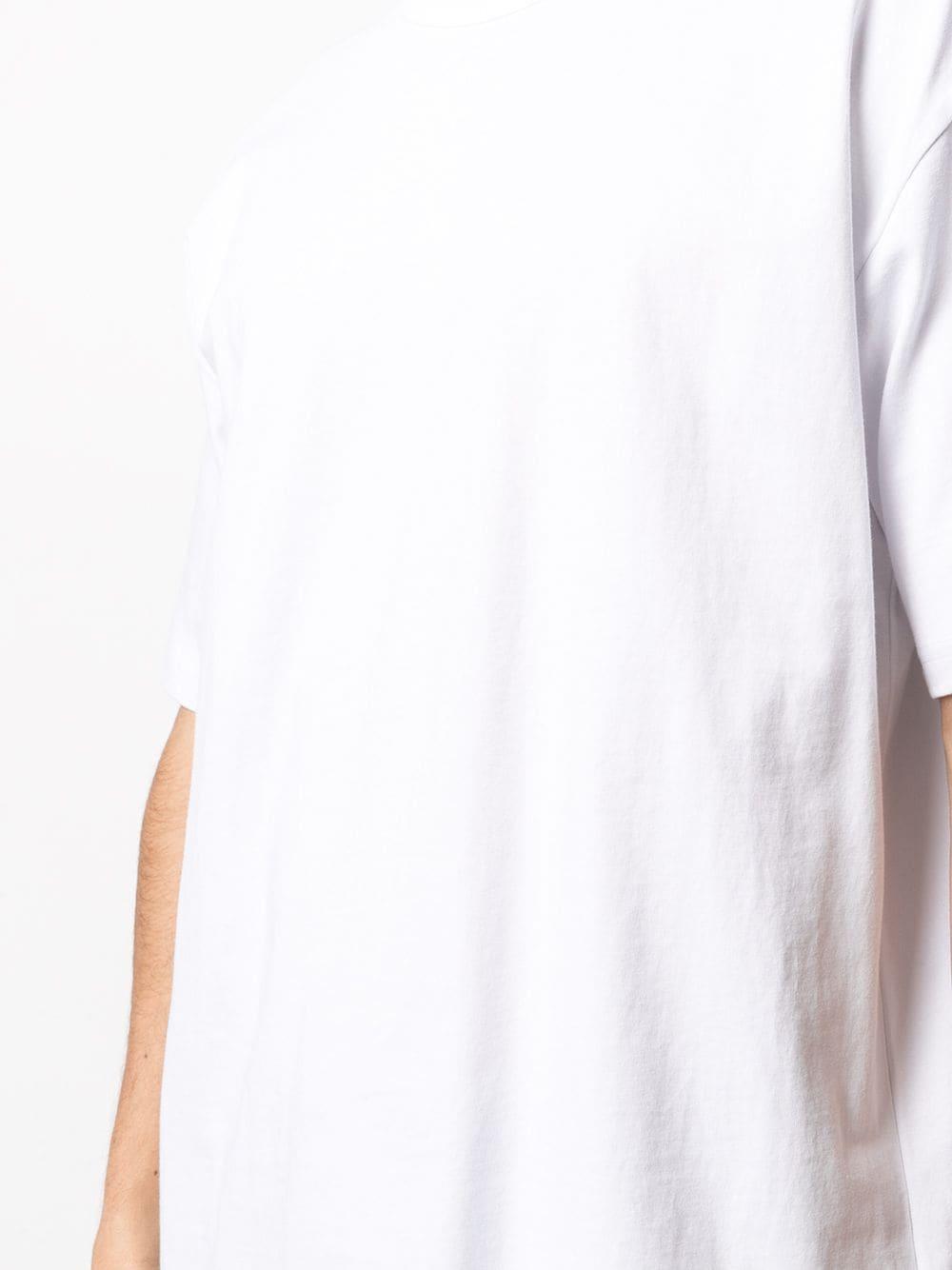 logo t-shirt man white in cotton VANS VAULT | T-shirts | VN0A5E1GWHT1