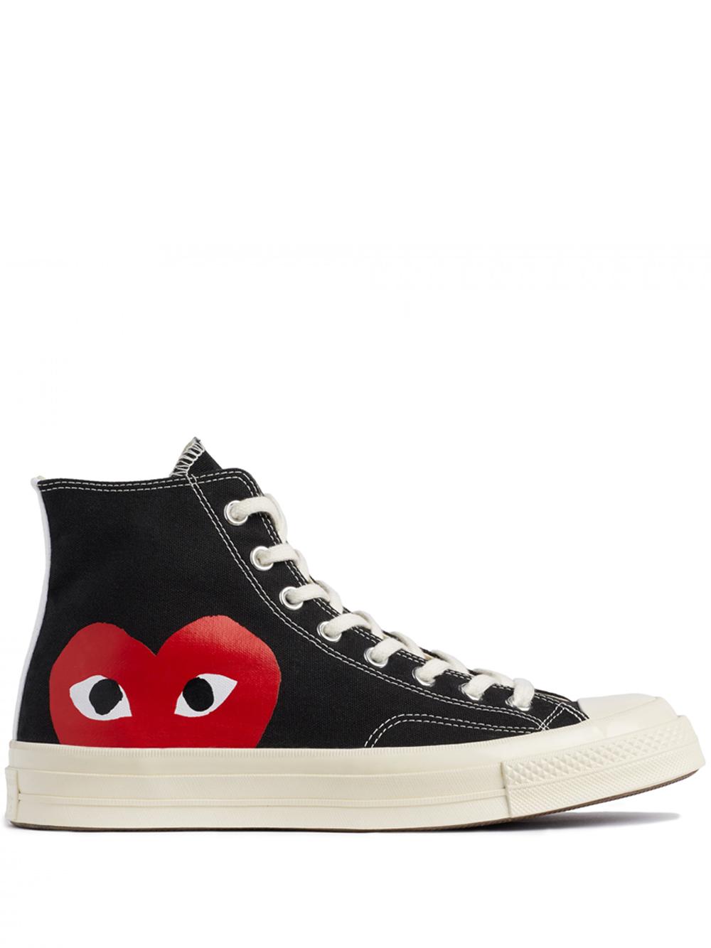 Comme des Garçons play sneakers unisex COMME DES GARÇONS PLAY X CONVERSE | Sneakers | P1K1121