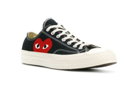 SNEAKERS PLAY COMME DES GARÇONS PLAY X CONVERSE | Sneakers | P1K1111