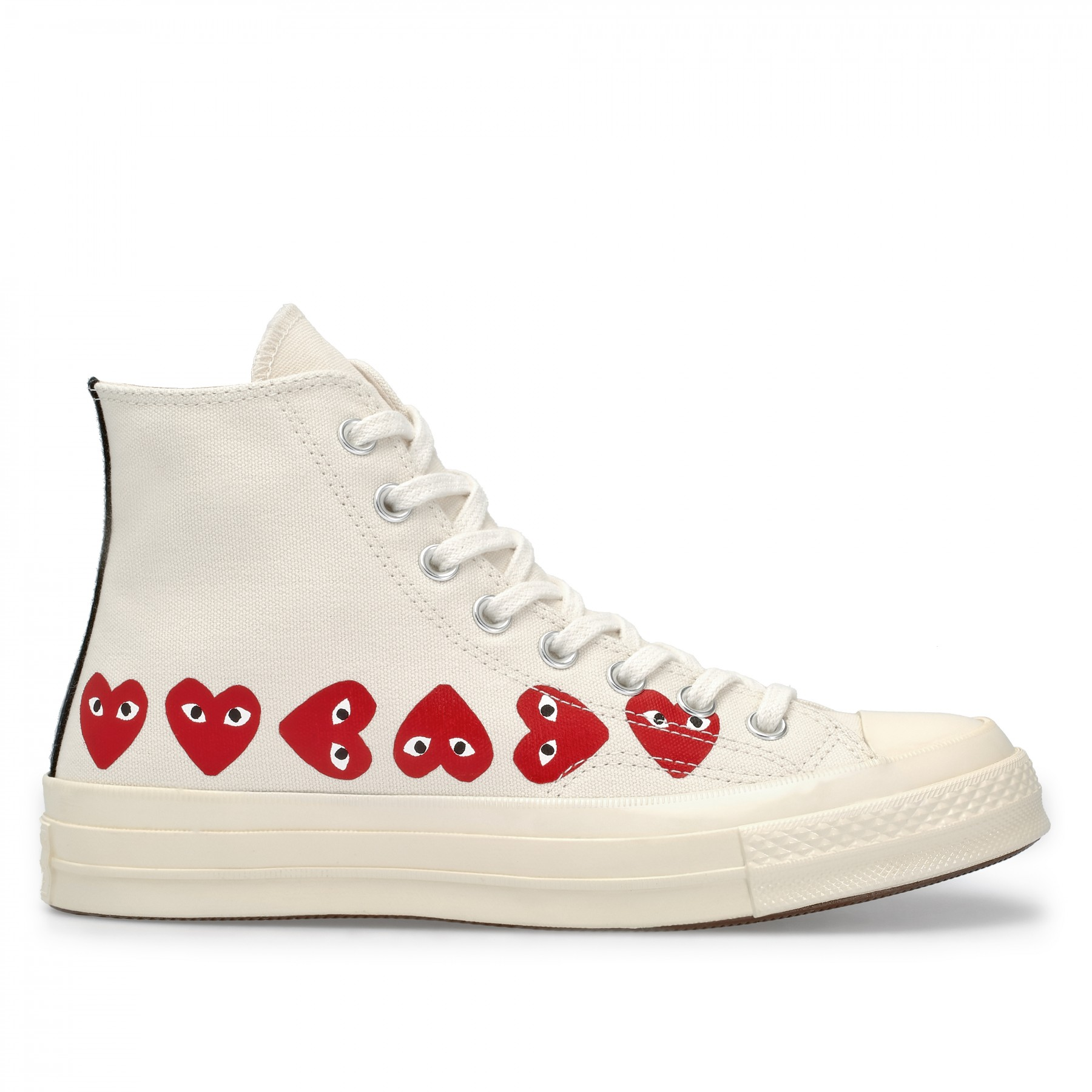 PLAY SNEAKERS  COMME DES GARÇONS PLAY X CONVERSE | Sneakers | P1K1162