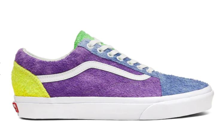 Vans X Alexander Paak sneakers old skool uomo VANS X ALEXANDER PAAK   Sneakers   VN0A4U3B2N91