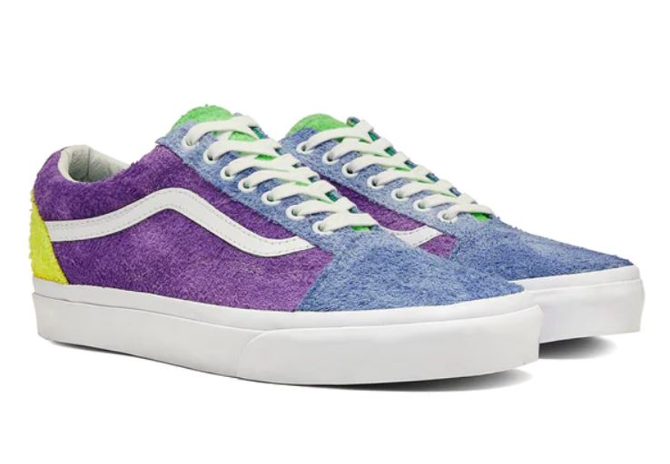 Vans X Alexander Paak sneakers old skool uomo VANS X ALEXANDER PAAK | Sneakers | VN0A4U3B2N91