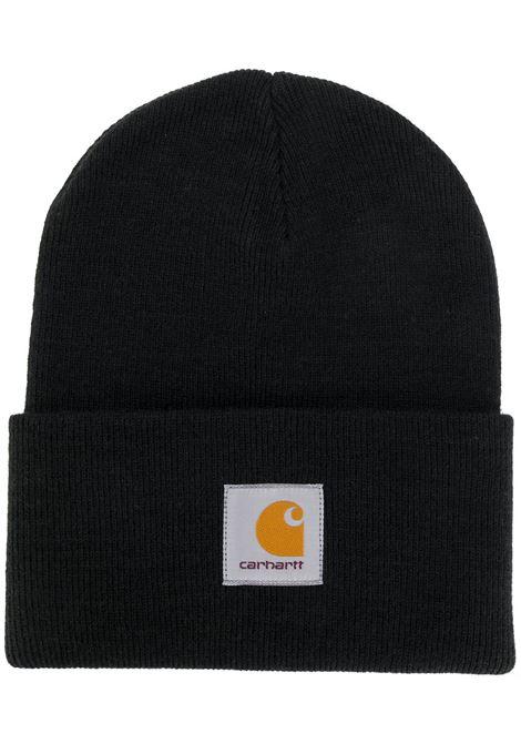 Carhartt Wip cappello con logo uomo nero CARHARTT WIP | Cappelli | I02022289.00