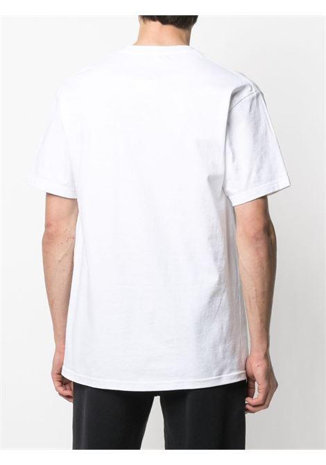 T-SHIRT CON STAMPA CHINATOWN MARKET | T-shirt | 1990393WHITE