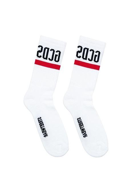 LOGO SOCKS GCDS | Socks | CC94M01002401