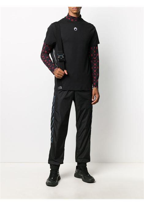 T-SHIRT CON LOGO MARINE SERRE | T-shirt | T035FW20M0