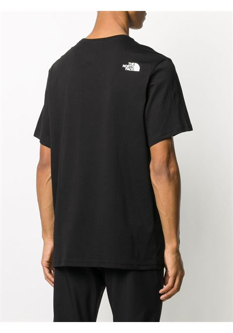 LOGO T-SHIRT THE NORTH FACE | T-shirts | NF0A4M7XJK31BLACK