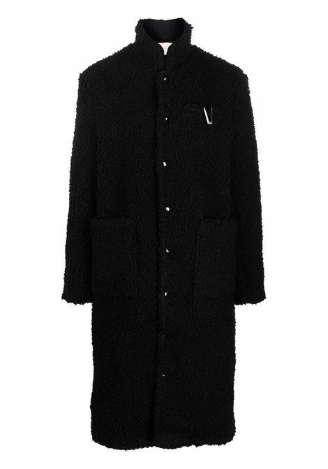 cappotto polar uomo nero 1017 ALYX 9SM | Cappotti | AAMOU0231FA01BLK0001
