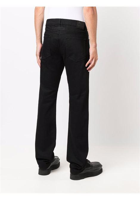 jeans dritti uomo neri in cotone 1017 ALYX 9SM | Jeans | AAMPA0212FA02BLK001