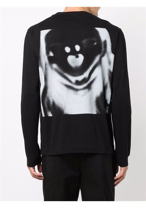 printed t-shirt man black in cotton 1017 ALYX 9SM | T-shirts | AAUTS0243FA02BLK001