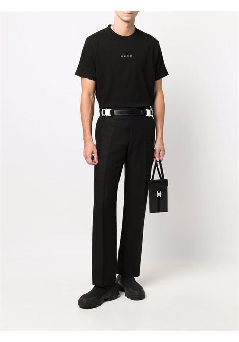 visual t-shirt man black in cotton 1017 ALYX 9SM   T-shirts   AVUTS0216FA02BLK0001