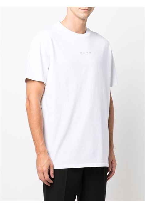 visual t-shirt man white in cotton 1017 ALYX 9SM | T-shirts | AVUTS0216FA02WHT0001