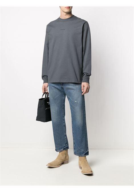 jeans vintage blue uomo in cotone ACNE STUDIOS | Jeans | B00149VINTAGE BLUE