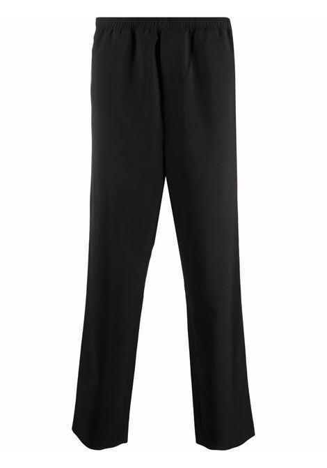 blended wool trousers man black ACNE STUDIOS | Trousers | BK0404BLACK