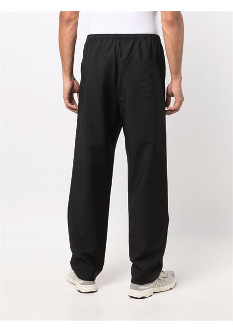 pantaloni misto lana uomo neri ACNE STUDIOS | Pantaloni | BK0404BLACK