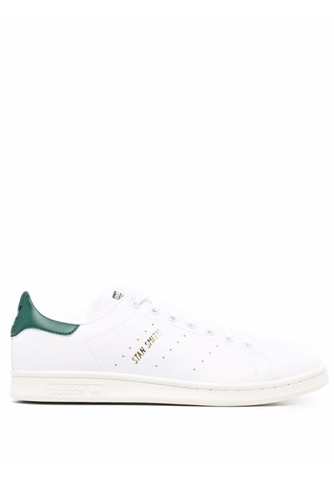 sneakers stan smith unisex bianche in pelle ADIDAS | Sneakers | FX5522WHITE