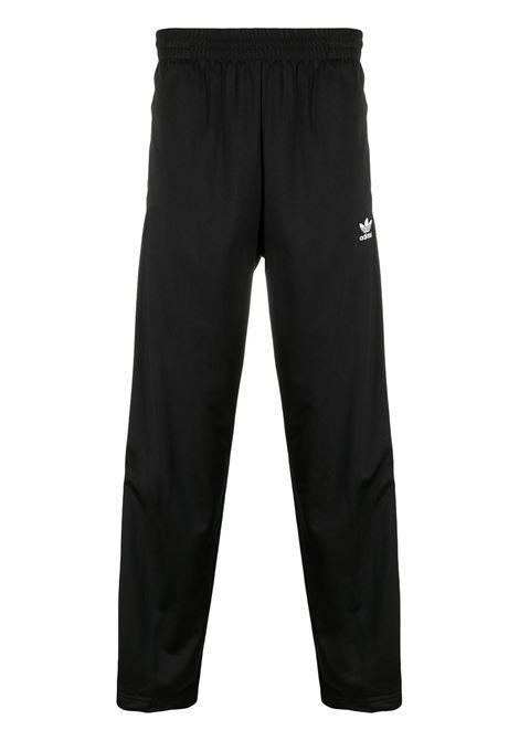 sports pants man black i polyester ADIDAS | Trousers | GN3517BLACK
