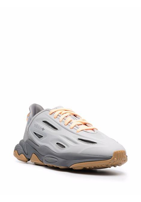 ozweego celox sneakers man gray ADIDAS | Sneakers | H04234GREYTWO