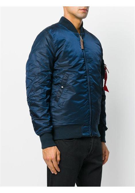 ma1 vf 59 long jacket man blue  ALPHA INDUSTRIES | Jackets | 16810007