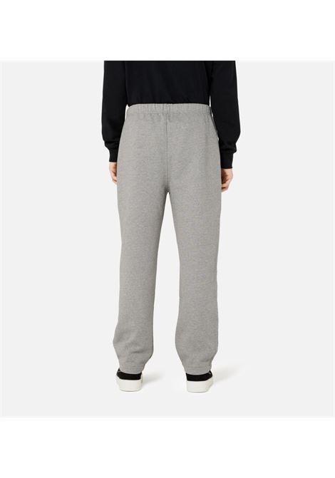 Ami de coeur trackpants Gray in Cotton Unisex AMI - ALEXANDRE MATTIUSSI | Trousers | A21HJ308.747055