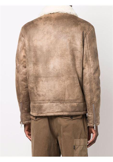 pavel jacket man brown A.P.C. | Jackets | PSAEM-H02633CAG