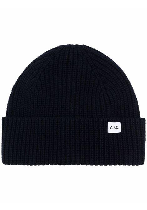 bonnet new billie man black A.P.C.   Hats   WVAYS-M25066IAK