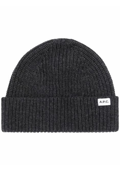 bonnet new billie man gray A.P.C.   Hats   WVAYS-M25066PLC