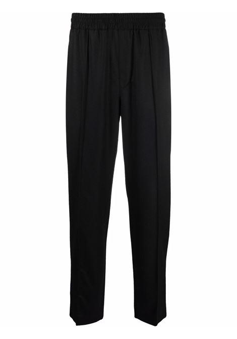 pant pieter man black in wool A.P.C. | Trousers | WVBAG-H08394LZZ