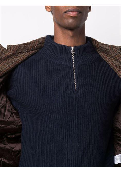 maglione alex uomo nero in lana A.P.C. | Maglieria | WVBAJ-H23057IAK