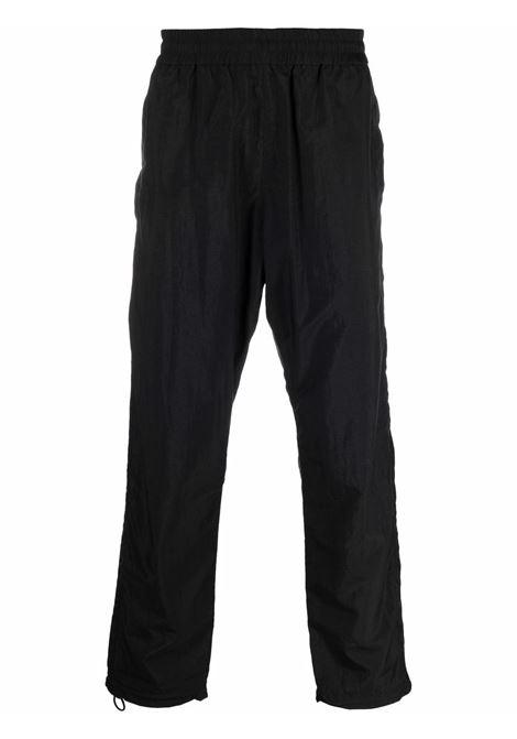 texlon trousers man black in polyester ARNAR MÁR JÓNSSON | Trousers | AW2146BLACK