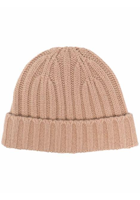 wool hat man camel ASPESI | Hats | 1C01 396501088