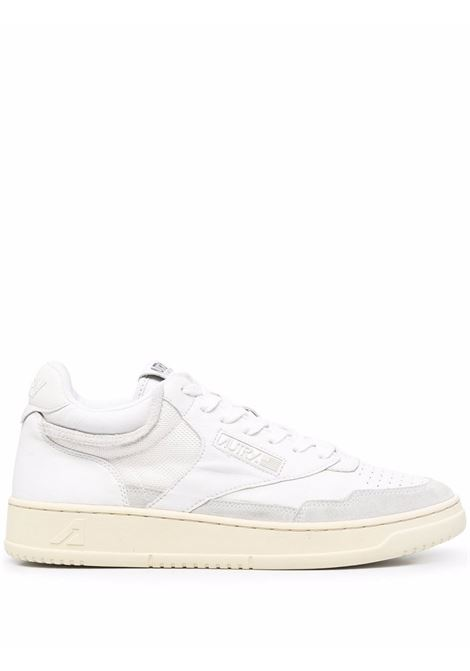 sneakers aomm ce01 uomo bianche in pelle AUTRY | Sneakers | AOMMCE01