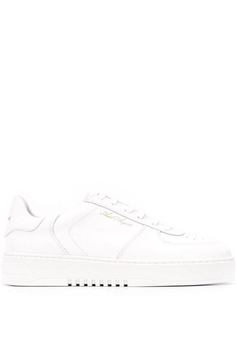sneakers orbit uomo bianche in pelle AXEL ARIGATO | Sneakers | 24005WHITE