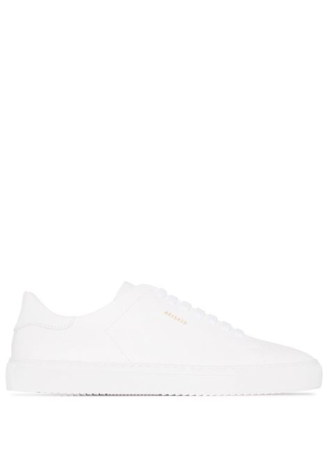 clean 90 sneakers man white in leather AXEL ARIGATO | Sneakers | 28102WHITE