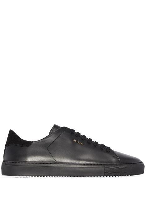 sneakers clean 90 man black in leather AXEL ARIGATO | Sneakers | 28116BLACK
