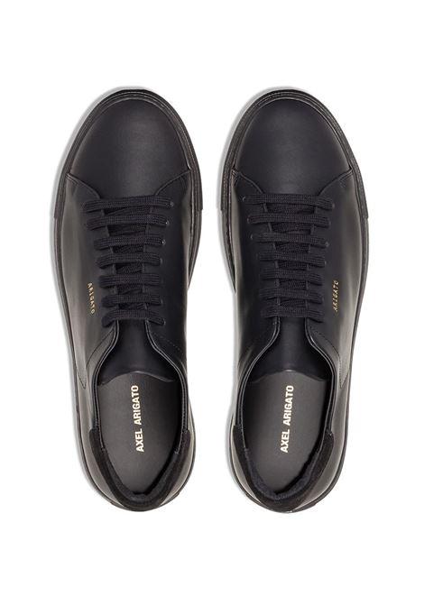 clean 90 sneakers man black in leather AXEL ARIGATO | Sneakers | 28116BLACK